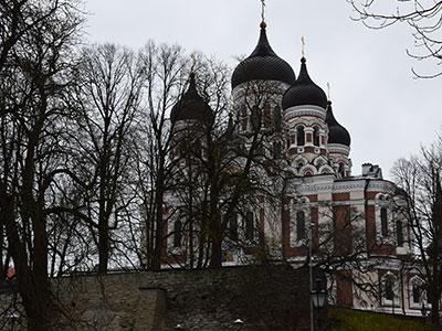 Efterår i Tallinn