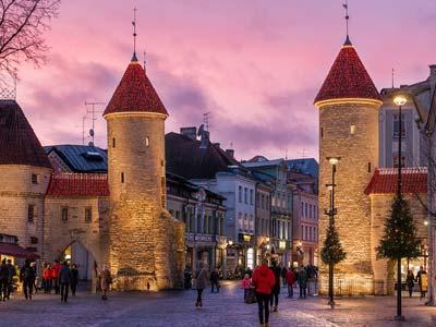Oplev Tallinn til fods