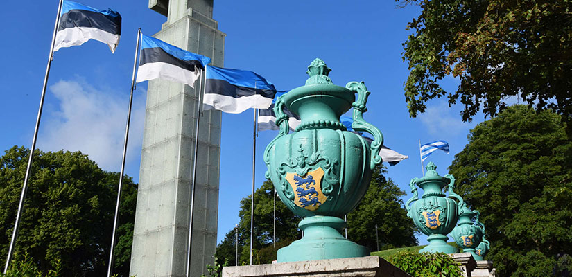 Frihedspladsen Tallinn