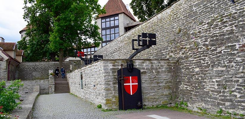 Den Danske Konges Have i Tallinn